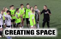 SoccerCoachTV – Creating Space